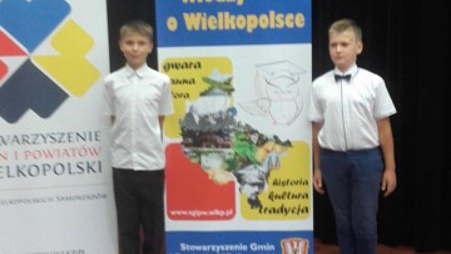 Gala Laureatów XXII Konkursu Wiedzy o Wielkopolsce