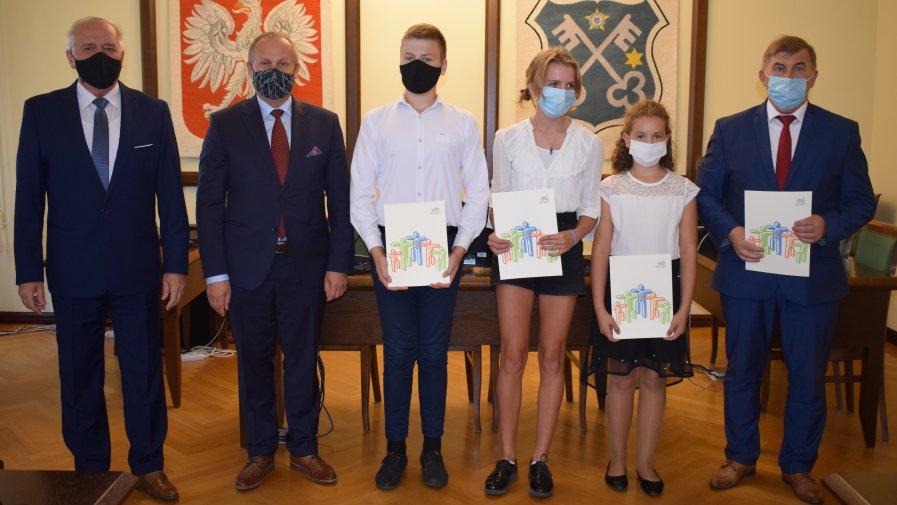 Stypendium Burmistrza Krotoszyna